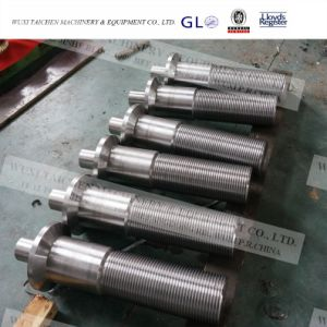 Steel Structure Fabrication Machining Partsshaft/Pin pictures & photos