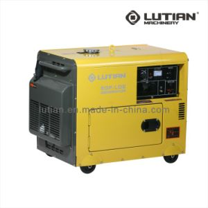 5kw Super Silent Type Diesel Generators with Ce Alternator pictures & photos