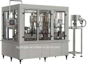 Automatic Water Bottle Filling Machine pictures & photos