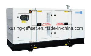 31.3kVA-187.5kVA Power Diesel Soundproof Generator with Lovol Engine
