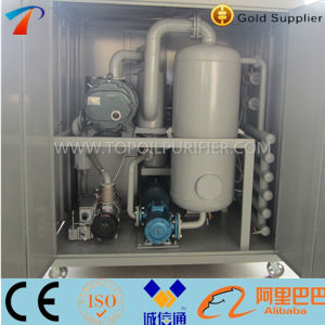 Vacuum Tech High Voltage Capacitor Oil Purifier pictures & photos