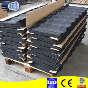 sand coated metal roofing sheets pictures & photos