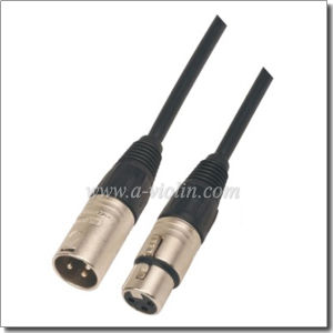 6.0mm Outer Diameter Microphone Connector Cables (AL-M008) pictures & photos
