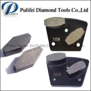 Diamond Concrete Grinding Segment for Concrete Terrazzo Floor Smooth Grinding pictures & photos