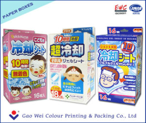 Paper Boxes Customer Medicine Packaging for Paper Box pictures & photos