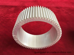 Factory Sale Aluminium Extrusion Industrial Profile for Heat Sink pictures & photos