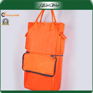 Wholesale Manufacturer Reusable Travel Trolley Luggage Bag pictures & photos