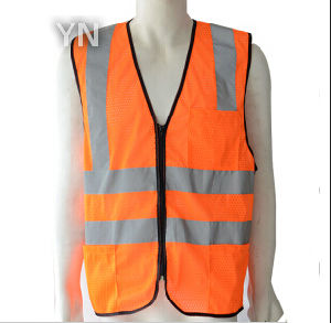 Reflective Safety Clothes, Reflective Jacket, Reflective Vest with High Visibility pictures & photos