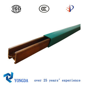 Insulated Conductor Rail System for Crane Hoist (Single-pole)