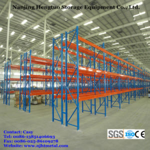 Hengtuo Industrial Warehouse Storage Selective Pallet Rack with Heavy Duty pictures & photos