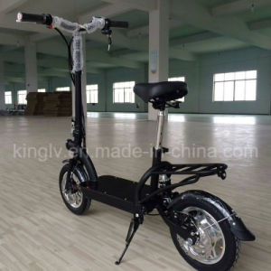 300W 36V Electric Scooter with Lithium Battery #18650 for Adults pictures & photos