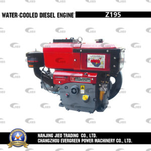 Water Cooled Diesel Engine Z195