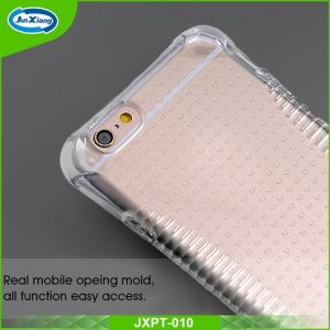 Hot and New Electroplating TPU Mobile Phone Case for iPhone 6 pictures & photos