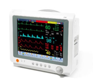 Multi-Parameter Patient Monitor with CE Approved pictures & photos