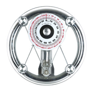 Round Mechanical Glass Weighing Scale pictures & photos