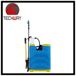 16L Plastic Manual Agriculture Knapsack Sprayer/Hand Sprayer/Farmate Sprayer pictures & photos
