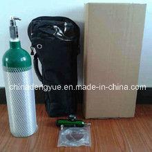 Professional Manufacturer Medical Oxygen Cylinder with Oxygen Valve Medical Equipment pictures & photos