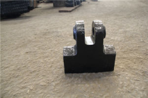 High Manganese Steel Inlaid Tungsten Carbide Hammers (clinker crusher) pictures & photos