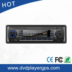 Car Accessories/Car Radio One-DIN Car MP3/USB Player with Detachable Panel pictures & photos