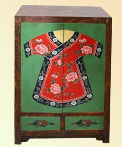 Chinese Antique Reproduction Small Cabinet pictures & photos