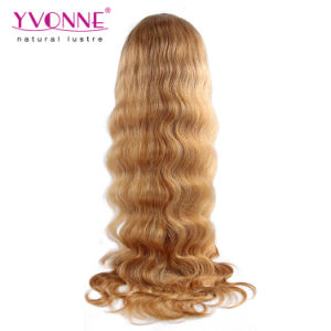 Color #14 Brazilian Body Wave Full Lace Wig pictures & photos