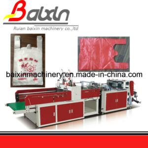 Fully Automatic Plastic T-Shirt Bag Machine (BX-DFRT) pictures & photos