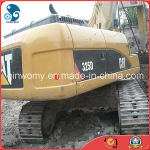 Large-Scale Internal-Combustion-Engine Max-1.5-Cubic-Meter Used Backhoe Caterpillar 325D Crawler Hydraulic Excavator pictures & photos