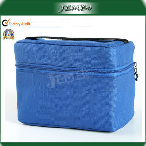 Non Woven Cubic Food Insulated Bag pictures & photos