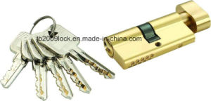 High Security Double Pins Groove Key Cylinder (C3360-161BP -271BP) pictures & photos