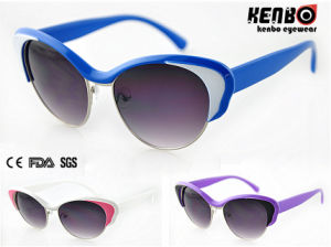 Hot Sale Fashion Sunglasses for Lady, 100%UV Protection, CE FDA Kp50742 pictures & photos