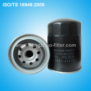 Auto Car Filter for Oil Filter for Toyota 15601-44011 pictures & photos