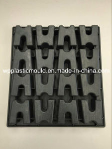 Concrete Block Plastic Mold for Building Construction (MD063516-YL) pictures & photos