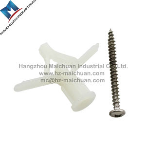 Nylon and Plastic Expansion Anchors pictures & photos
