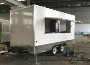 Hot Sale Large Mobile Food Trailer pictures & photos