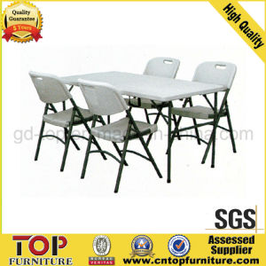 Banquet Buffet Plastic Folding Table pictures & photos
