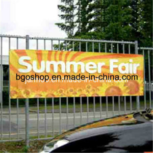 PVC Digital Printing Display Banner Mesh Billboard (1000X1000 9X13 270g) pictures & photos