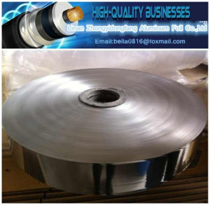 Aluminium Poly Laminated Tape for Cable pictures & photos