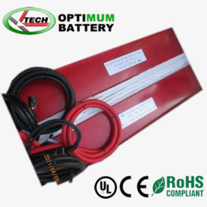 Lithium Battery Bank Solar Storage LiFePO4 48V 200ah pictures & photos