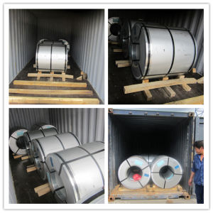 2015 Hot Dipped Galvanized Steel Coils Used for Roofing Sheet in Competitive Price pictures & photos