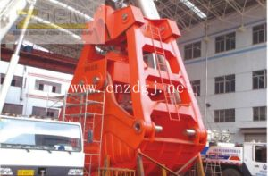 Hydraulic Dredging and Digging Grab Bucket pictures & photos