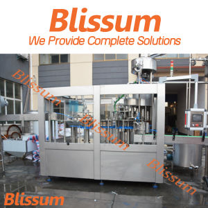 Complete 8000bph Pure Water Filling Bottling Machine pictures & photos