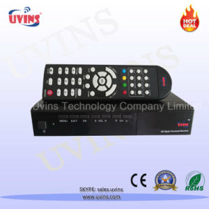 Digital Terrestrial HD DVB-T2 STB/Sep-Top-Box/Receiver pictures & photos