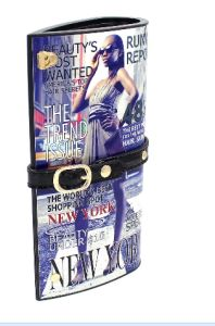 PVC Magazine Wallets (B776) pictures & photos