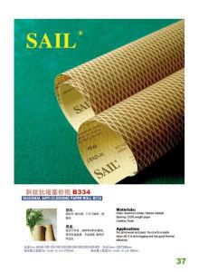 Anti-Clogging Aluminum Oxide/Silicon Carbide Abrasive Paper B334 pictures & photos
