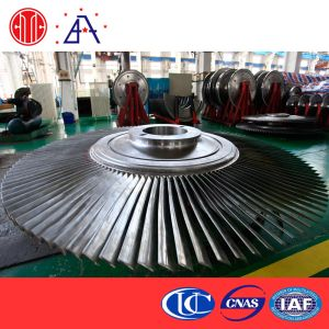 Steam Turbine Generator for Industrial Power Supply pictures & photos