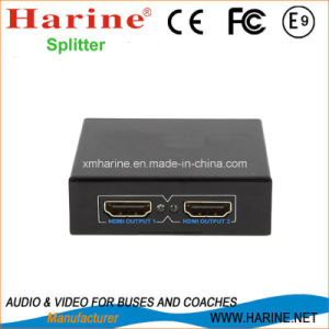 Two Video Output Vehicle HDMI Splitter pictures & photos