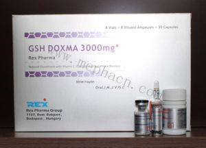 Gsh Glutathione Injection Skin Whitening Tationil pictures & photos