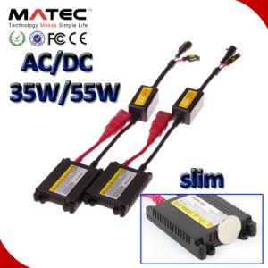 AC DC 12V 35W 55W H7 Xgy HID Xenon Lamp pictures & photos