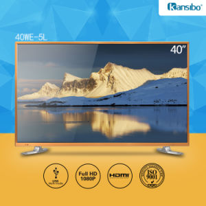 40-Inch LED 1080P HDTV with Aluminium Alloy Fram 40we-5L pictures & photos