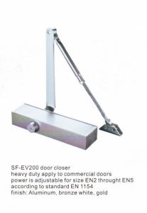 Sf-EV200 Stainless Steel Door Closer pictures & photos